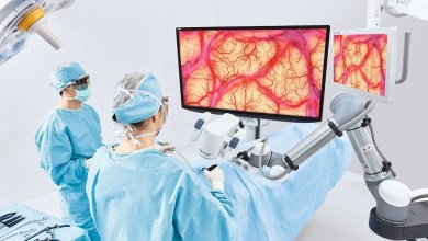 Photo of True Digital Surgery And Aesculap, Inc. Launch The Aesculap Aeos™ Robotic Digital Microscope