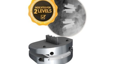 Photo of Centinel Spine Wins 2020 Spine Technology Award for its Two-level Indication for the prodisc® L Total Disc Replacement System