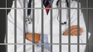 Photo of Spine surgeon gets 10-year prison sentence for healthcare fraud