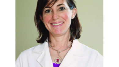 Photo of Leesa M. Galatz, M.D. Receives ORS Award