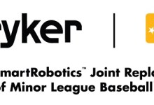 """Photo of Stryker Enters National Partnership With Minor League Baseball to Become the """"Official SmartRobotics™ Joint Replacement Partner"""""""