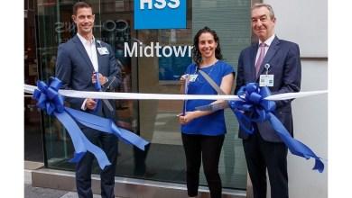 Photo of World #1 in Orthopedics Opens HSS Midtown in Manhattan