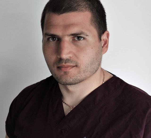 Д-р Илия Н. Колев