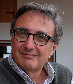 Nicolas Baldini ITALIAN COORDINATOR Executive Board Orthonunion