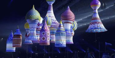 Церемония открытия Олимпиады в Сочи: что приснилось девочке Любе