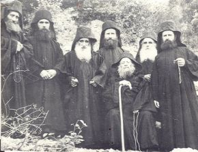 Ученичество у старца Иосифа Исихаста