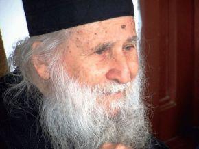 Старец Иосиф Ватопедский о смирении