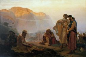 Святитель Иоанн (Максимович): Тайна Иова. О страдании