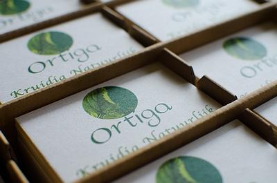 De groei van Ortiga