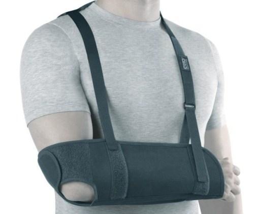 Бандаж на плечевой сустав усиленный (поддерживающая повязка) Арт. TSU 232