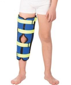 Бандаж Детский на коленный сустав для полной фиксации (тутор) Арт. Т-8535