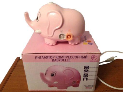 Ингалятор компрессорный «Слоник» BBN05