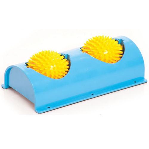 Мячи массажные на подставке (для ног) Арт. М-404