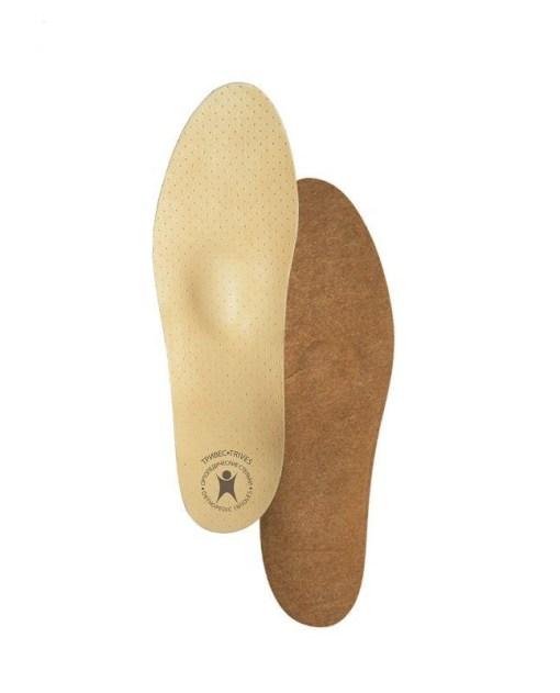 Ортопедические стельки женские для закрытой обуви на каблуке до 5 см Арт. СТ-102