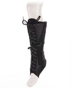 Бандаж на голеностопный сустав со шнуровкой и ребрами жесткости Арт. AS-ST/H