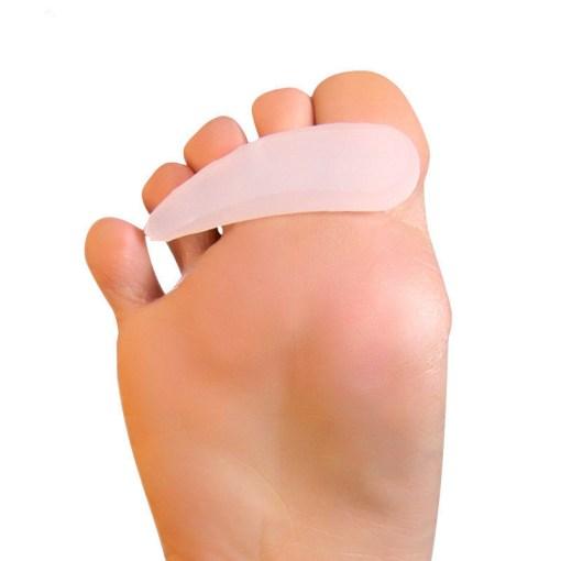 Силиконовая подушечка под пальцы стопы АРТ. 35С