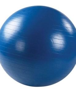 Мяч гимнастический синий (Фитбол) ОРТОСИЛА Арт. L 0175 b, диаметр 75 см.