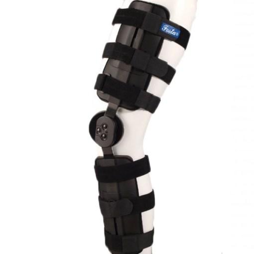 Ортез коленного сустава дозирующий обьем движений Fosta Арт. FS 1204