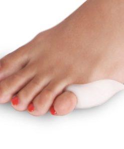 Протектор силиконовый для защиты пятого пальца стопы Арт. Lum933