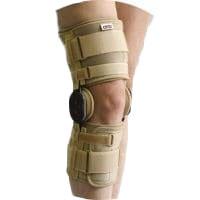 Брейс на коленный сустав с полицентрическими шарнирами Арт. NKN 555