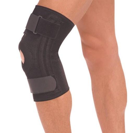 Бандаж на коленный сустав со спиральными ребрами жесткости Арт. Т-8512