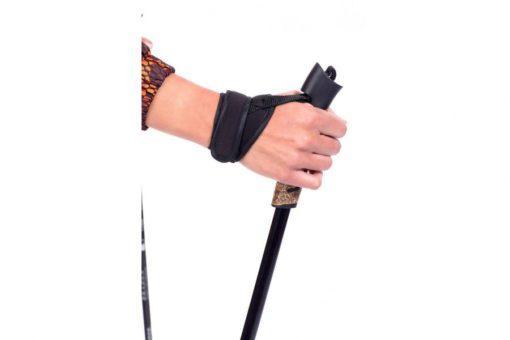 Палки карбоновые телескопические для скандинавской ходьбы «НОРДИК СТАЙЛ ПРО» BRADEX SF 0264
