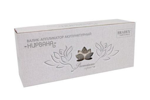 Валик-аппликатор акупунктурный «НИРВАНА» BRADEX KZ 0578