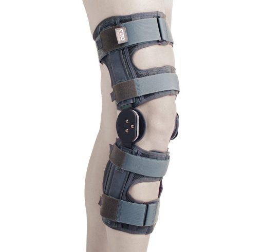 Ортез (Брейс) на коленный сустав с полицентрическими шарнирными замками Orto Professional AKN 558