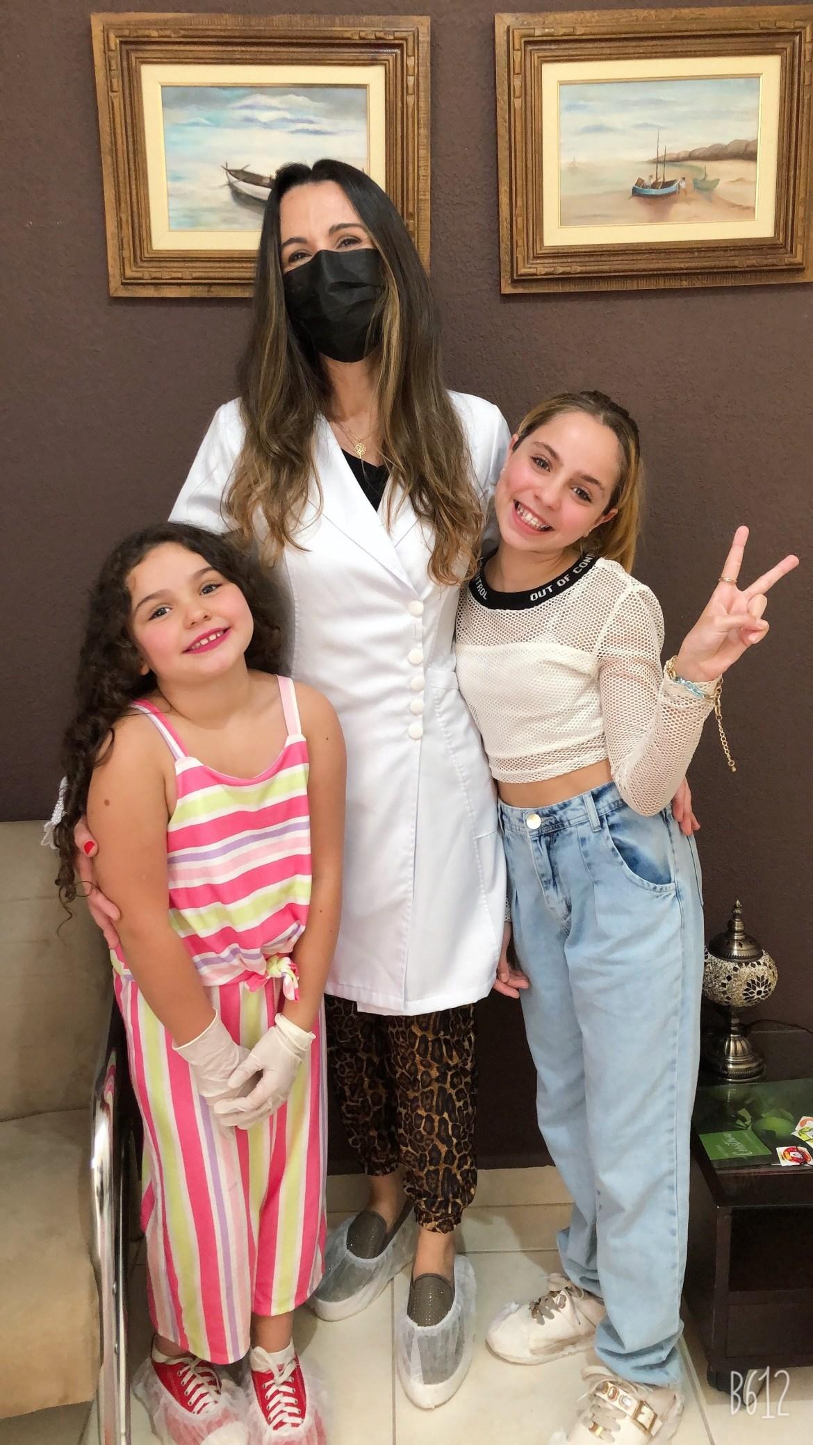 Odontopediatria atende crianças e adolescentes