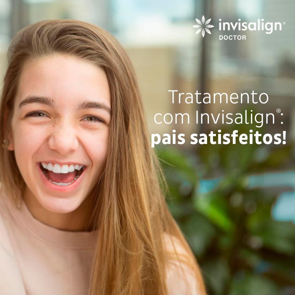 Insilagn First para crianças e adolescentes