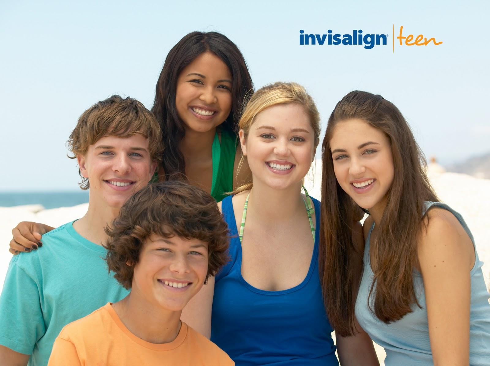 Invisalign para Adolescentes Toledo
