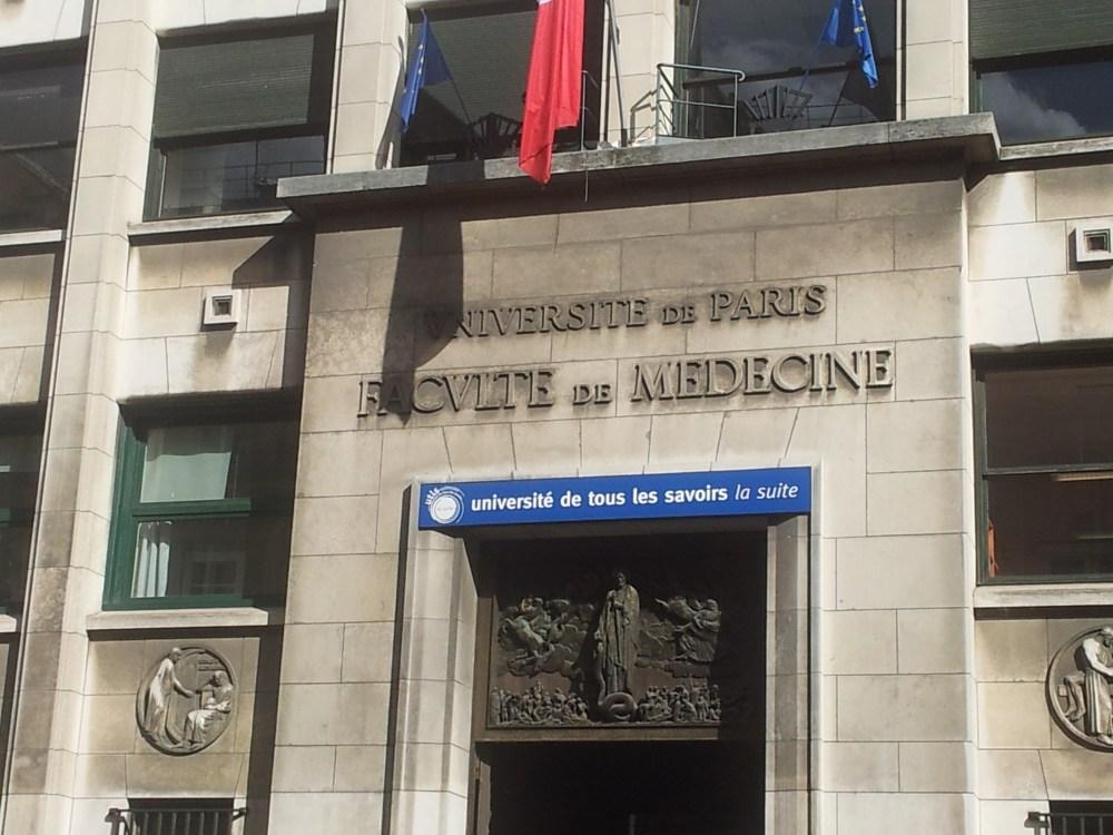 uniwersytet medyczny w Paryżu
