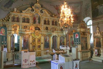 Holy Trinity Church_inside view