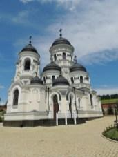"""Mănăstirea """"Adormirea Maicii Domnului"""", s. Căpriana, r. Strășeni"""