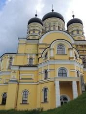 """Mănăstirea """"Sfânta Cuvioasa Parascheva"""" Hâncu, s. Bursuc, r. Hâncești"""