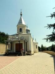 Mănăstirea Acoperământul Maicii Domnului, s. Cosăuţi, r. Soroca
