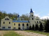 Mănăstirea Maica Domnului tuturor scârbiţilor, s. Veveriţa