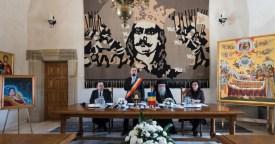 Act-simbolic-la-Mănăstirea-Putna-A-fost-semnată-o-Declarație-de-Unire-cu-Basarabia-FOTO-VIDEO-8