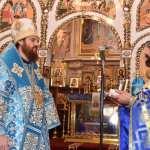 PS Ambrozie, Episcop de Bogorodsk s-a aflat în mijlocul credincioșilor din parohia Sfinților Trei Ierarhi din Piacenza
