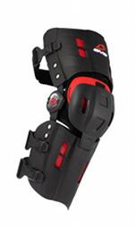 Rodillera ortopédica para motocross