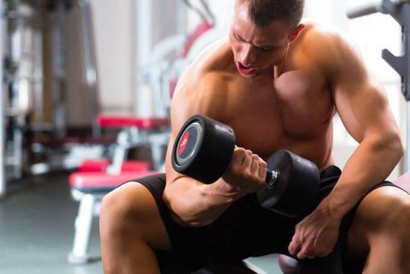 Lesão do Bíceps Distal comum em praticantes de musculação