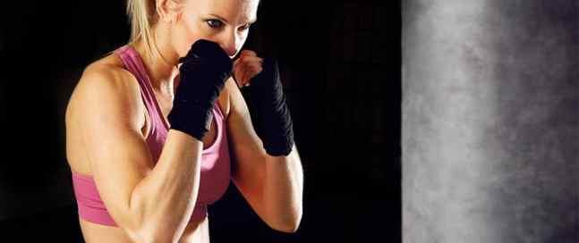 Lesões no cotovelo são comuns em lutadores