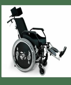 Cadeira de Rodas ágile Reclinável - Jaguaribe - Ortopedia Online SP