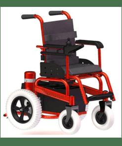 Cadeira de Rodas Motorizada Jaguar Infantil - Ortopedia Online SP