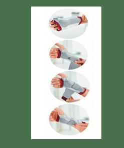 Suporte para punho Actimove Manumotion - Ortopedia Online SP