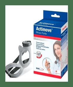 Actimove Rhizo Forte - Órtese imobilizadora do polegar - Ortopedia Online SP