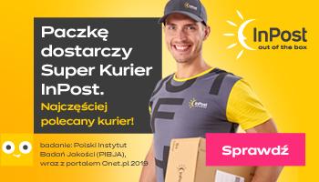 dostawa kurierem na ortopoduszki.pl