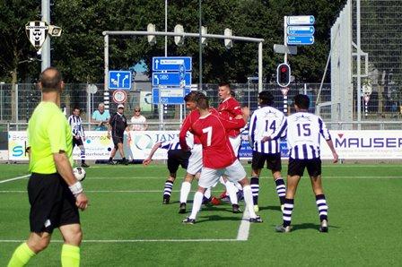 VV Oosterhout – VCW beker 5-0 63 02092018