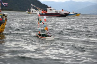 Miniaturboot