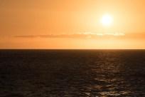 Sonnenuntergang - Galapagos